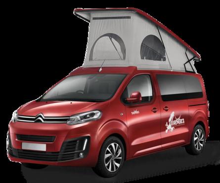 Citroën Jumpy (by MYKITVAN)
