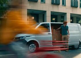 Volkswagen Transporter Utilitaire