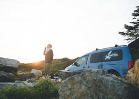 Volkswagen Caddy Minicamper A.