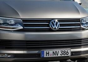 Volkswagen California Minivan A.