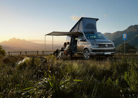 Volkswagen California First