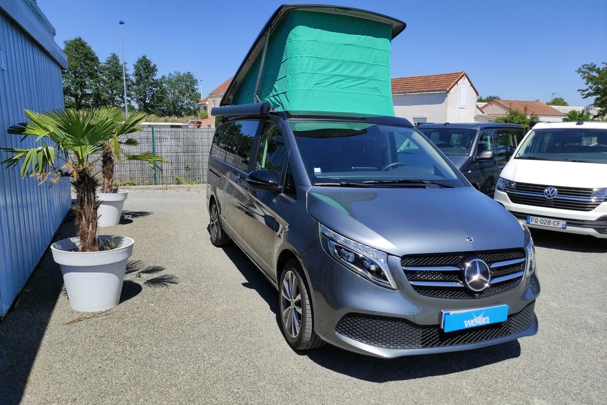 Van aménagé Occasion Mercedes Marco Polo Artventure