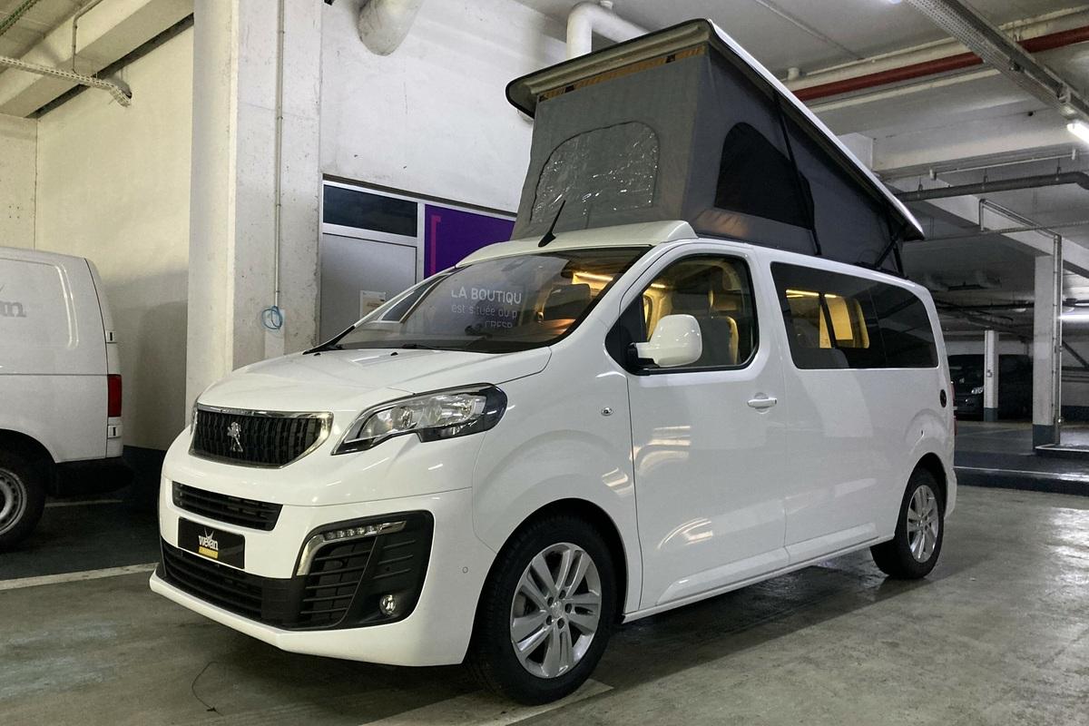 Van aménagé Occasion Mykitvan Peugeot Expert