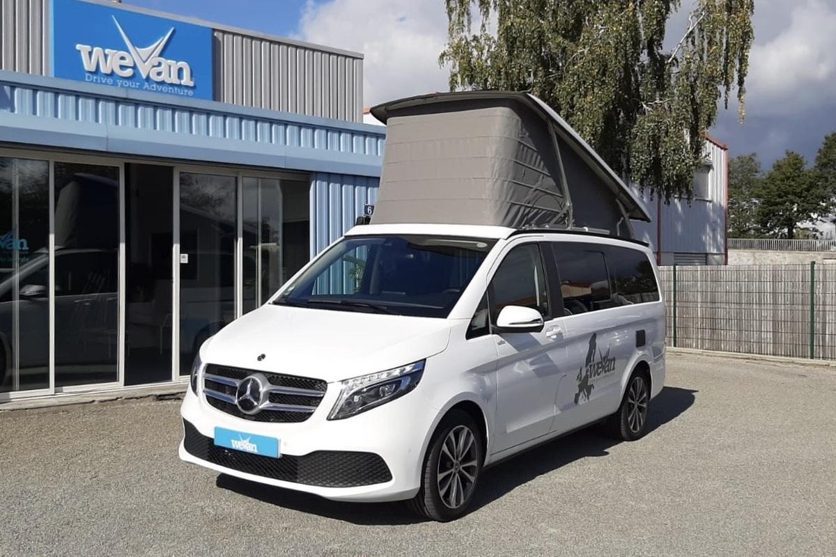 Van aménagé Occasion Mercedes Marco Polo