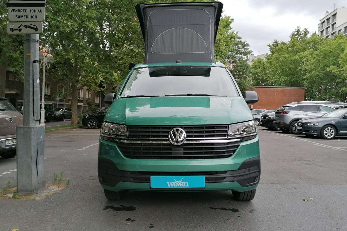 Van aménagé Occasion Volkswagen California Coast 6.1