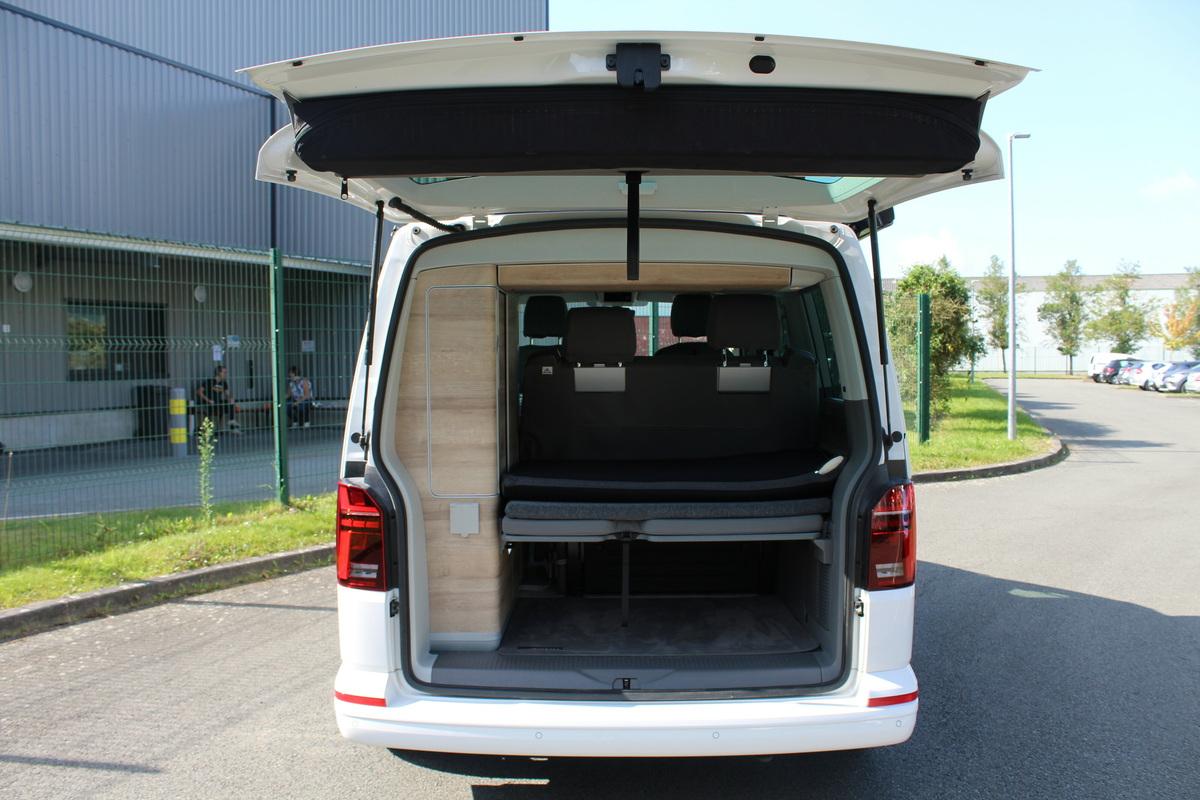 Van aménagé Occasion Volkswagen California Coast 6.1 Edition